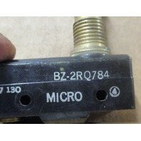 (LOT OF 4)  3 - MICRO SWITCH BZ-2RQ784 & 1 - MICRO BZ-2RQ68 *USED*