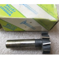 Woodruff Keyseat Cutter Staggered Type 1210