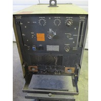 HOBART WELDER TR-250-HF ON CART