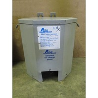 ACME ELECTRIC T-2-53515-35 TRANSFORMER 7.5 KVA  240X480 PRIMARY VOLTS