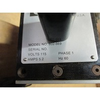 Leco PR-22 Pneumatic Mounting Press Model 836-500