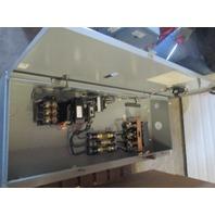 GE  CR308F1041FAATDB Combination Motor Controller  600V Max Complete Enclosure 300 Line Control