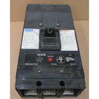 Westinghouse NC31200F Circuit Breaker 1200 Amp 3 Pole  600 VAC