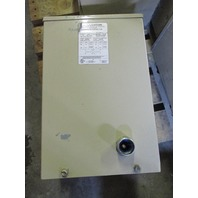 Powertran  7.5 KVA Transformer  PRI 240/480V SEC 120/240V 1 Phase Model: PTN102-7.5K