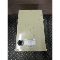 Powertran TA6Z-16 Transformer 9400VA PRI 240/480V SEC 120V 1 Phase