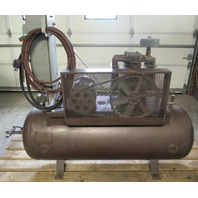 American IMC Inc Air Compressor Model # T35-A-801H