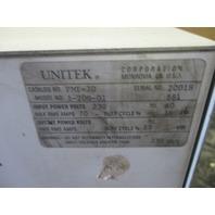 Unitek 1-200-01 Phasemaster I 230 V 70 Amps 60Hz 16 KVA