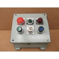 HAMMOND 1490G6 With Buttons