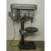 Chicago Industrial Tool Company 5 Speed Manual Drill Press Model G-14-5