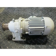 Hew Electric Motor GO-RDM71L 0.6kw 3/4hp 480v