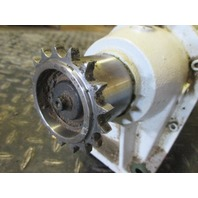 Hew GO-RDM71L Electric Motor 0.6kw 3/4hp 480v