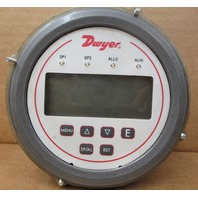 Dwyer DH3-006 Digital Panel Pressure Meter