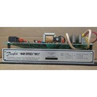Danfoss 700375 Vari Speed 180 Control Board