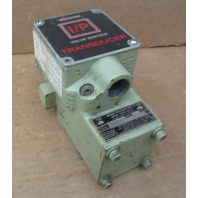 Moore 771-16SNF2 Industrial I-P Current-to-Pneumatic Valve Service Transducer Module