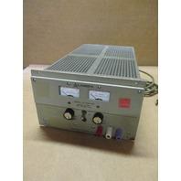 Lambda Electronics LP-534-FM 120V DC Regulated Power Supply 0-1.2A