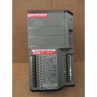 Emerson PCM-11  FW-401168-01 servo drive motion program controller