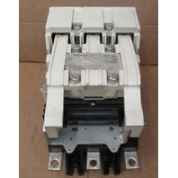 Westinghouse A201K5CAC Size 5 Contactor 300 Amps Open 120V Coil 600 Vac Sz5