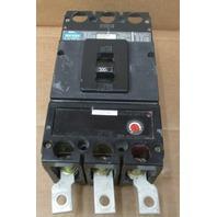 Fuji Electric BU-KSB BU-KSB3300 300 Amp 3 Pole 600V AC Circuit Breaker