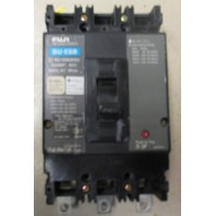 Fuji Electric Circuit Breaker BU-ESB3050 50A 3 POLE