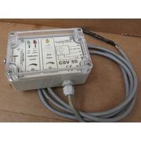 SENOTEC CSV 55 Level Controller Sensor  110-240Vac