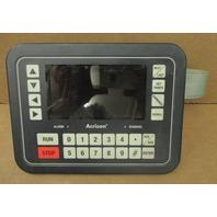 Acrison SBC 2000 Control Panel Keypad