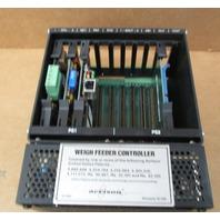 Acrison Vero Card Rack Weigh Feeder Controller 115-0932, MD-2-581