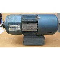 SEW-EURODRIVE R32DT71C4BM605HR  .33HP 1720:274 RPM GEAR MOTOR