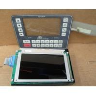 Acrison MDII 2000 Weigh Feeder Controller Keypad MD-2
