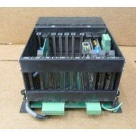 Acrison Vero Card Rack Weigh Feeder Controller Chassis No Tag