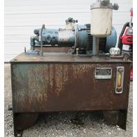 CoSyne Systems Hydraulic Unit w/ Lincoln AC Motor 3 HP