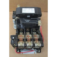 General Electric CR306F000AAAAA Size 4  Motor Starter 135A 600V 3PH