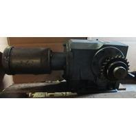 SEW-EURODRIVE K86LP GEAR REDUCER  w/ BALDOR MOTOR VM3546 1HP