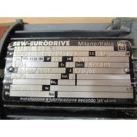 SEW-EURODRIVE  SAF32 D63 N4 GEAR REDUCER MOTOR