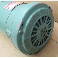 General Electric 5BCD56RC433 D-C Motor HP 1