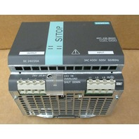 Siemens 6EP 1436-3BA00 SITOP Power Supply DC24V/20A