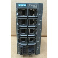 Siemens 6GK5108-0BA00-2AA3 Simatic Net Scalance X108 Ethernet Switch 1P