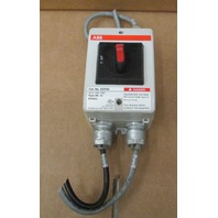 ABB EOT32 Enclosed Disconnect Switch