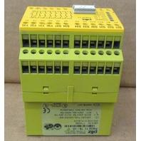 Pilz PNOZ 11 7S/10 Safety Relay  230VAC 7VA / 24VDC 4W