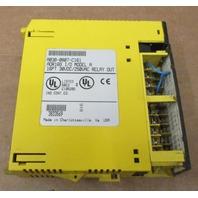 FANUC ROBOTICS 30VDC/250VAC 16 POINT I/O MODULE AOR16G A03B-0807-C161