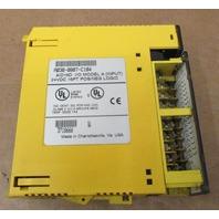 Fanuc  A03B-0807-C104 Input/Output Module 24VDC 16PT POS/NEG Logic