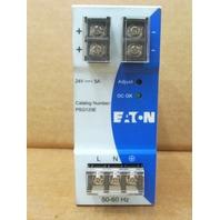 Eaton PSG120E 5A, 1P, 100-240 1P, 24VDC,  PSG Power Supply