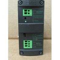 Murr Elektronik MCS5 115/24 Power Supply Input 100-120VAC