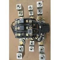 Allen-Bradley  EUTECTIC ALLOY OVERLOAD RELAY 592-TPD400 with Overload 592-JOV16 Series B
