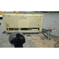 Hobart GR-303 Welder/12kW Generator  (Trailer Mounted) w/ Ford 6 Cyl. Gas Engine