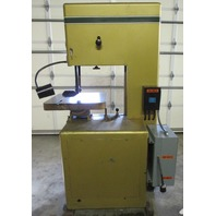 "Powermatic 20"" Bandsaw Model 87 w/Blade Welder/Grinder Wired 480V with Transformer"