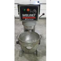 Welbilt W40P Varimixer 40Qt mixer and bowl