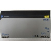 Allen Bradley 1606-XL480EP Ser B Power Supply  24-28VDC 20A
