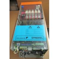RELIANCE ELECTRIC S6R 3003 SPINDREL AC/DC CONVERTER 500V AC/520V DC