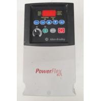 Allen Bradley PowerFlex 40  22B-D1P4N104  Ser. A 0.5HP AC Drive