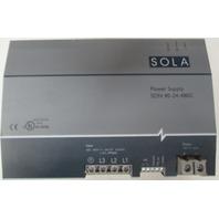 SOLA SDN 40-24-480c power supply